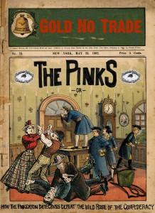 Pinks poster